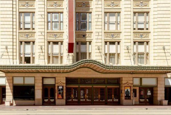 The Majestic Theatre exterior