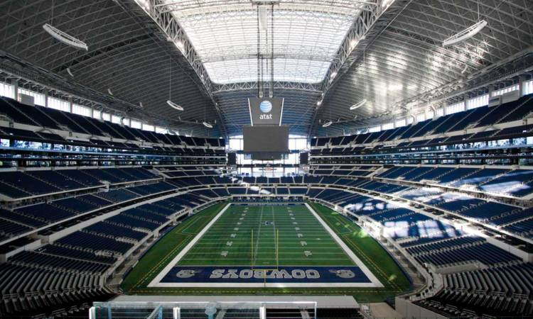 cowboys stadium bus rental