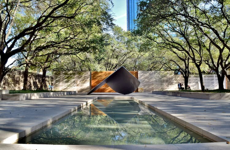 art at the nasher sculpture park