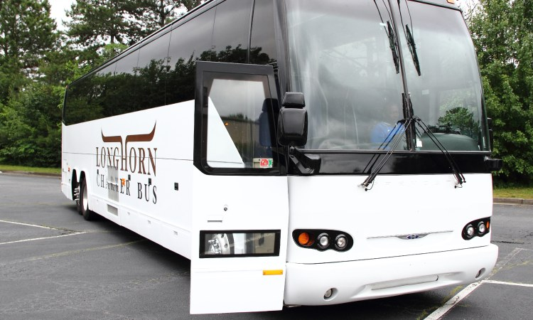 san antonio charter bus rental